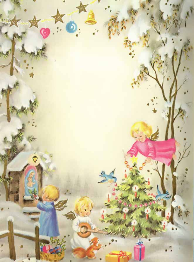 Immagini Letterine Di Natale.La Letterina Di Natale La Tavolozza